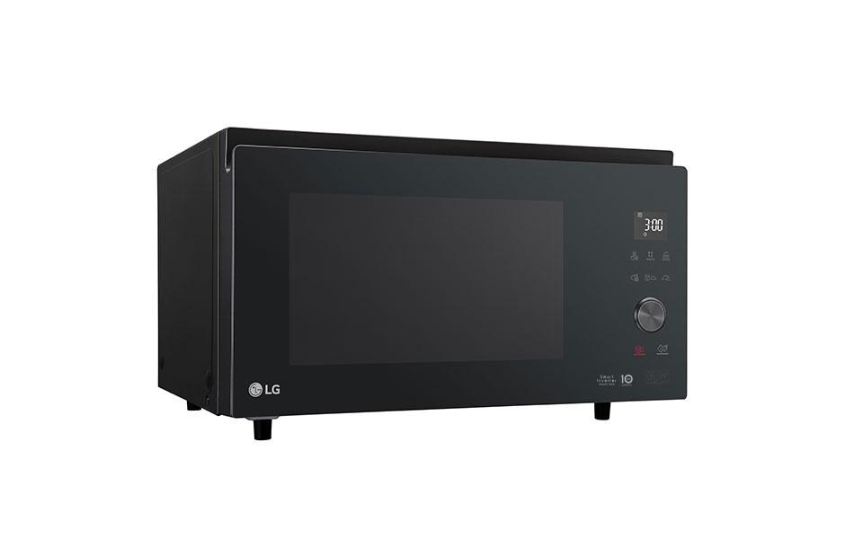 Lg Mj3965bgs Smart Inverter Microwave Oven (39l).