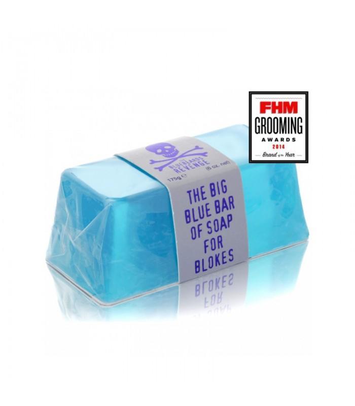 Buy The Bluebeards Revenge - Big Blue Bar Of Soap For Blokes (175g) Singapore