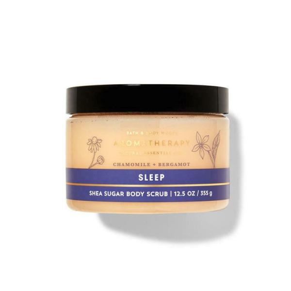 Buy Bath & Body Works : Aromatherapy Sleep : Chamomile Bergamot Shea Sugar Body Scrub - 355g - Bath and Bodyworks - BBW Singapore