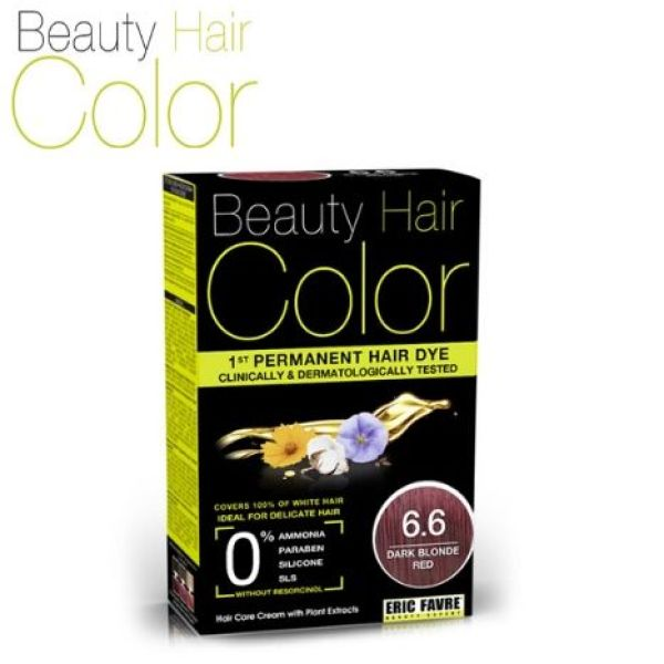 Buy Beauty Hair Color (BHC) 6.6 Dark Blonde Red Singapore