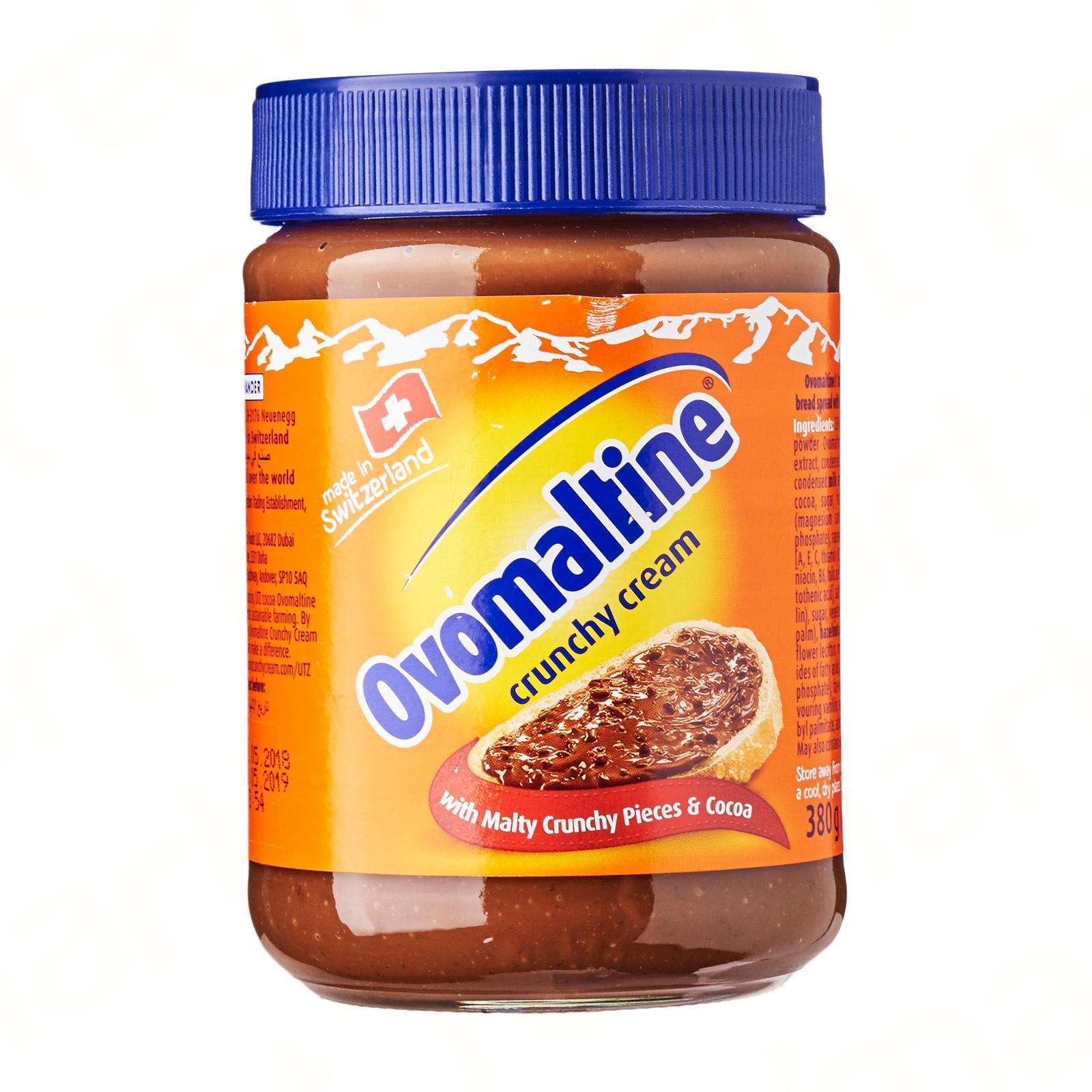 OVOMALTINE Ovomaltine Crunchy Cream Spread 380g