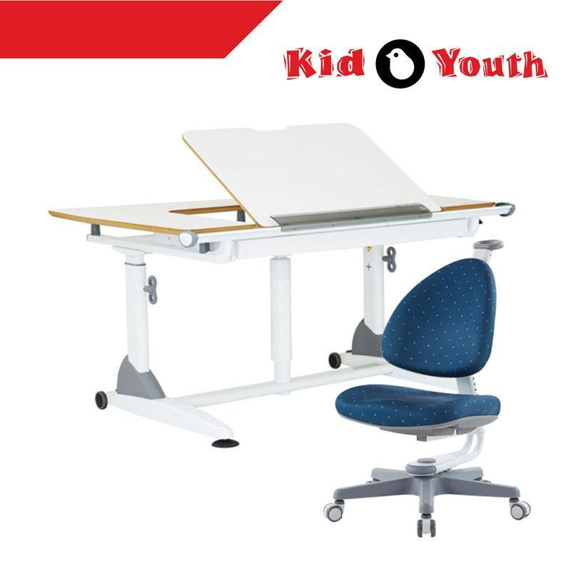 G7+S Kid2Youth Kids Study Table and BABO Study Chair Set ★ Kids Ergonomic Study Table ★ Study Table For Kids ★ Children Study Desk ★ Height Adjustable Study Table ★ #1 Taiwan Kids Ergonomic Brand ★ Warranty Provided