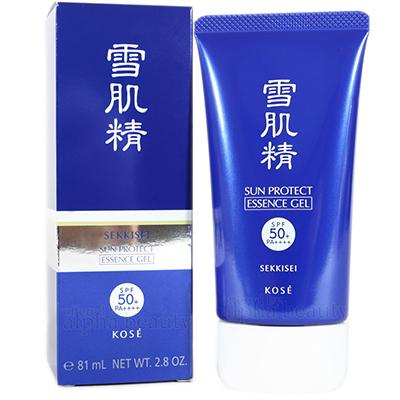 KOSE sun protect essence gel 80g
