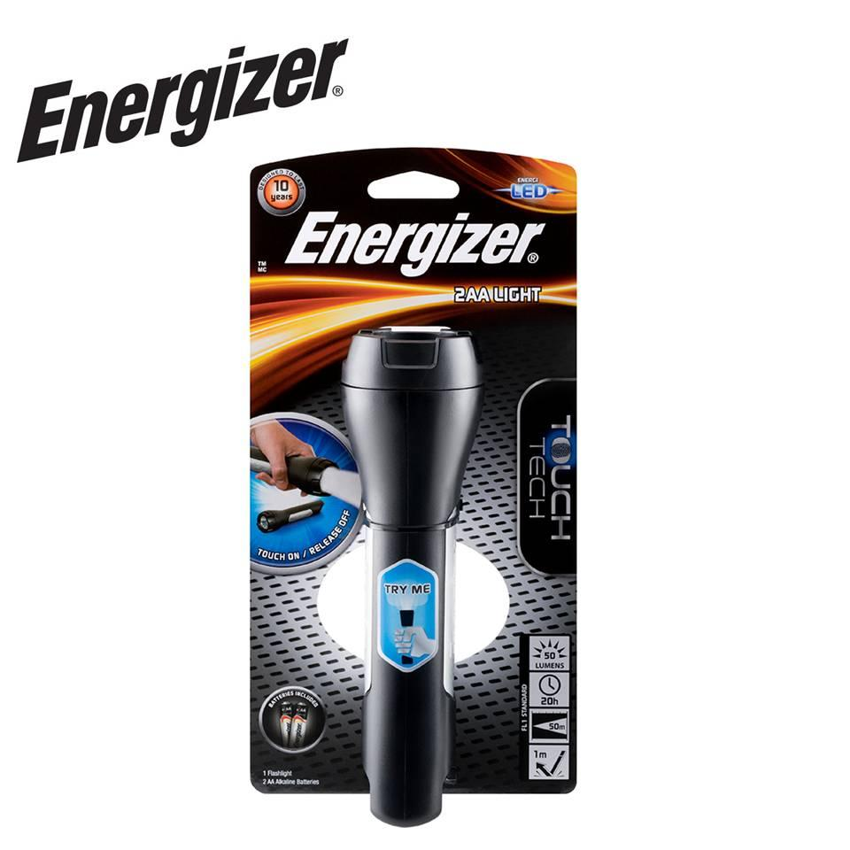 Energizer Handheld Light with Touch Tech™ Technology