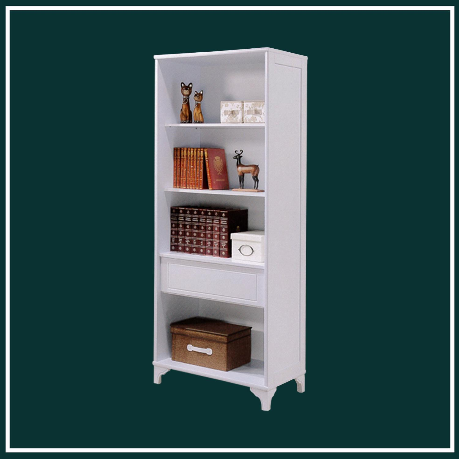 LIVING MALL_Eliza Bookshelf_FREE DELIVERY