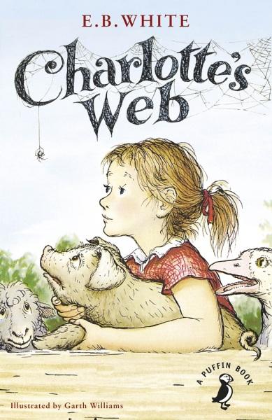 Charlottes Web / English Young Adult Books / (9780141354828)
