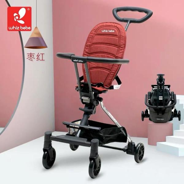 Baby stroller easy folding and easy portable carrying magic baby stroller with light weight Singapore