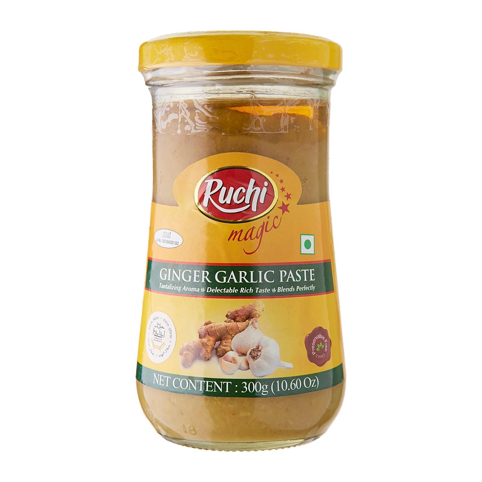 Ruchi Ginger Garlic Paste