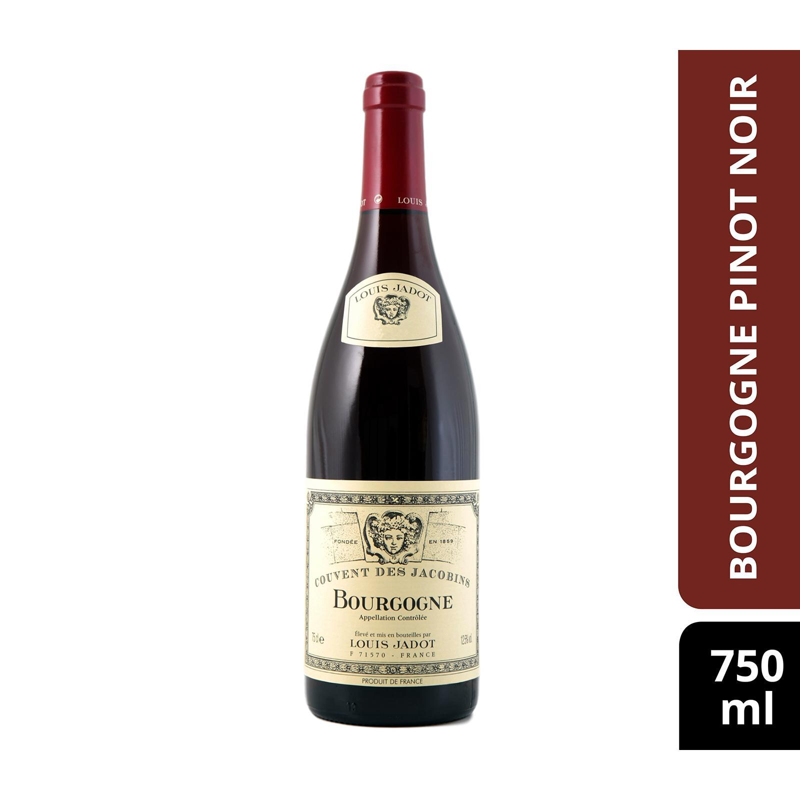Louis Jadot Couvent Des Jacobins Bourgogne Pinot Noir - By Epicurie