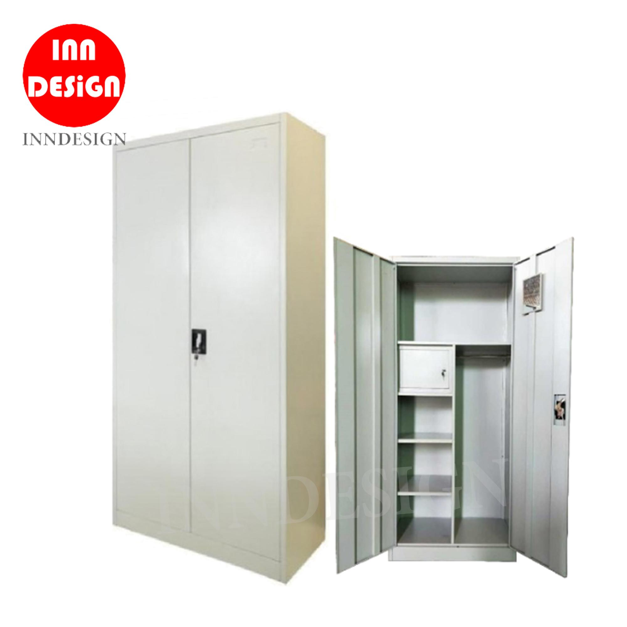 Helene High Steel Full High Cabinet / Filing Cabinet / Safety Deposit Box / Cabinet (Free Delivery and Installation)