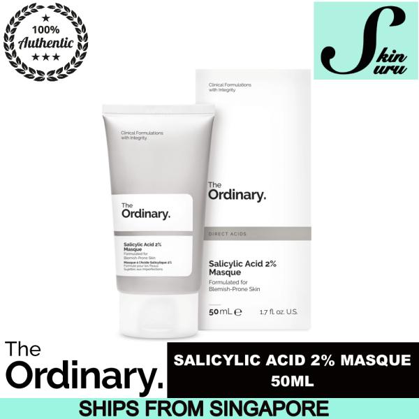 Buy The Ordinary Salicylic Acid 2% Masque (50ML) Singapore