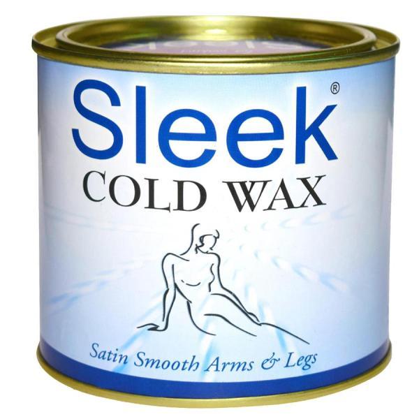 Buy Sleek Cold Wax, 600g Satin Smooth Arms & Legs Singapore