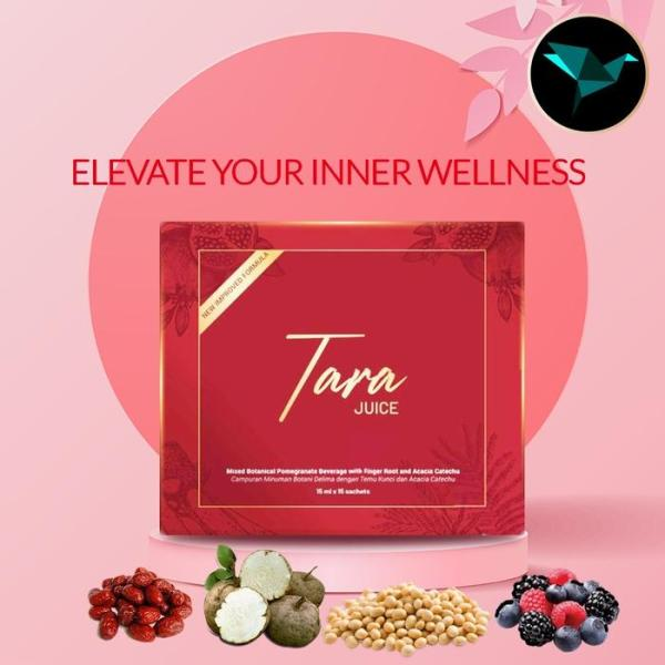 Buy Tara Wellness Juice / Milk Booster / Balance Hormones / Energy Booster / Jamu / Supplement Singapore