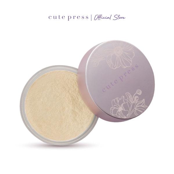 Buy Cute Press 1-2 Beautiful Ultra Fine Matte Loose Powder Singapore