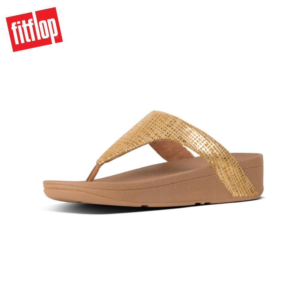 88dadf560 Fitflop™ Lottie Chain Yellow Women Wedges Sandal