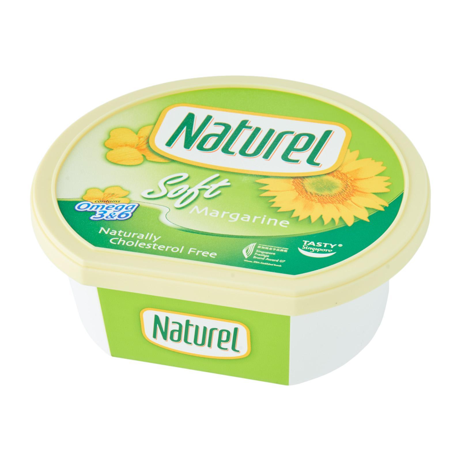 Naturel Margarine Soft 250G