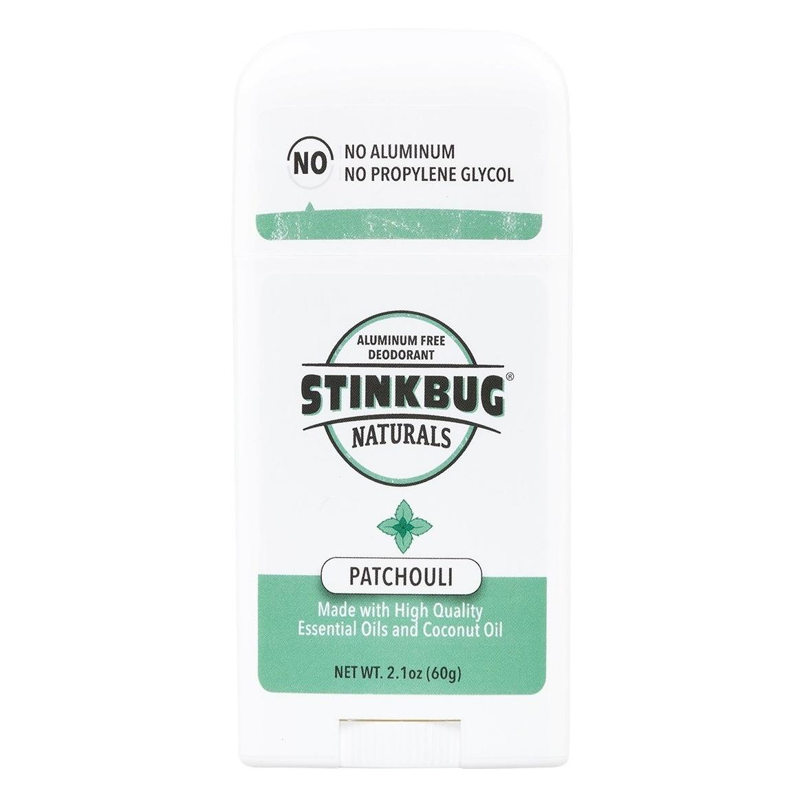 Buy Patchouli Natural Deodorant (2.1oz / 60g) Singapore