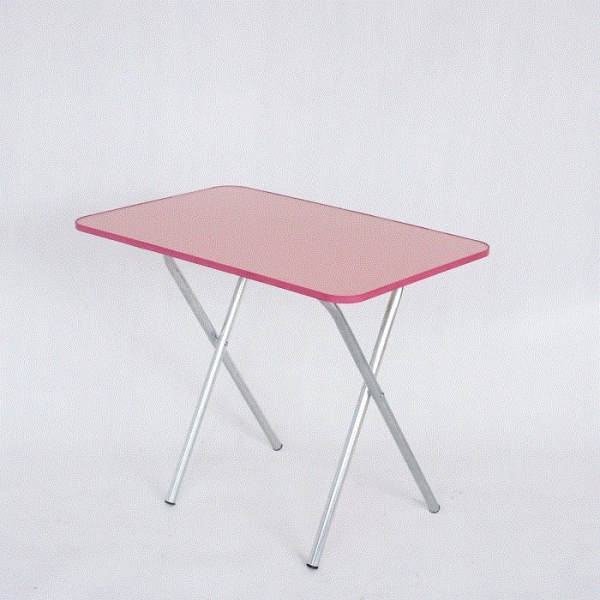Middle and Small Dining Table Desk Rectangular Home High Base Portable Table Folding Table Students Dormitory Computer Desk