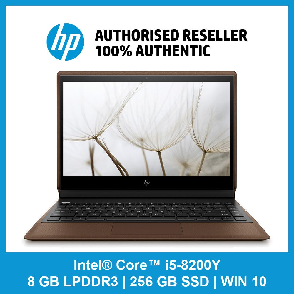 HP Spectre Folio - 13-ak0021tu / Intel® Core™ i5-8200Y / 8GB RAM / 256 SSD / WIN 10