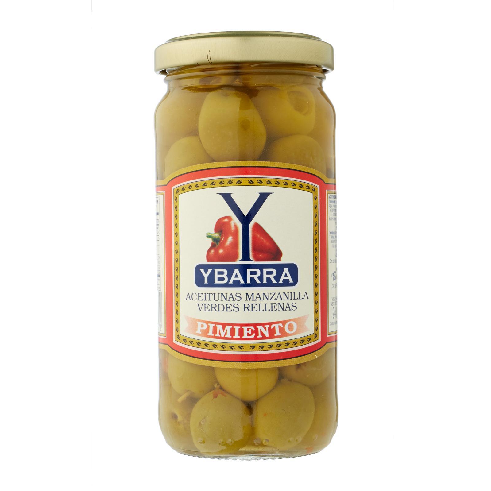 Ybarra Stuff Olives - Pimento