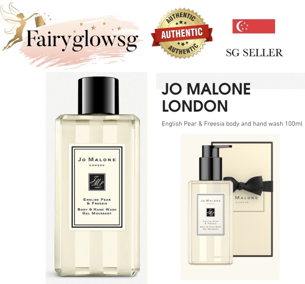 Buy JO Malone London English Pear & Freesia body and hand wash Singapore