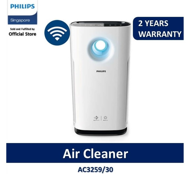 Philips AC3259 Series 3000i Air Cleaner (AC3259/30) - Local Unit with 24 Months Warranty Singapore