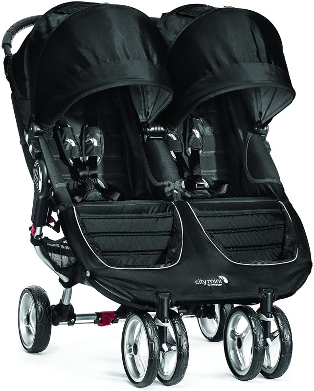 Baby Jogger City Mini Double Twin Two 2 Child Children Kids Infant Baby Stroller Singapore