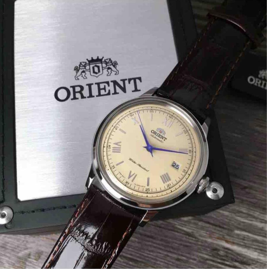BNIB! Orient 2nd Generation Bambino Classic Automatic FAC00009N0 AC00009N Man Watch