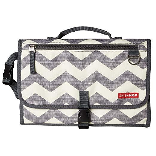 Skip Hop Pronto Diaper Changing Station Bag - Chevron