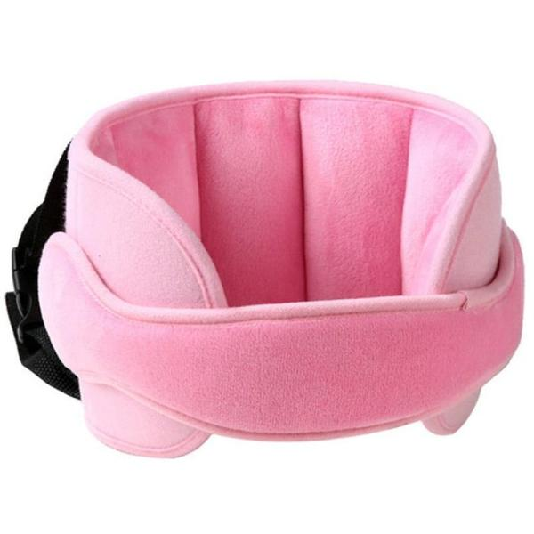 Chirdren Car Seat Sleep Neck Pillow Head Protector Belt Neck Nap Aid Protect Head Soft Child Headrest Support Holder Singapore