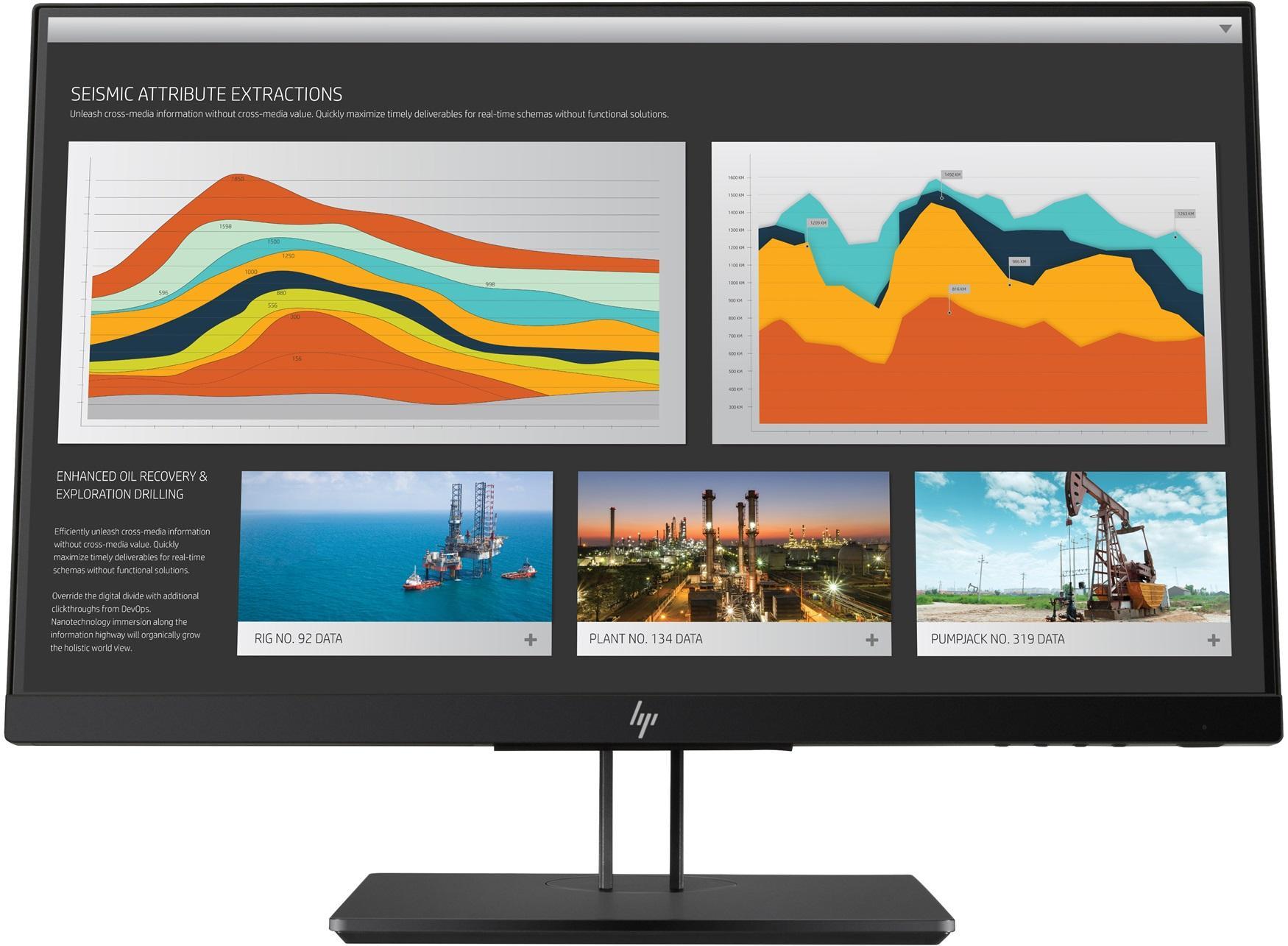 HP Z22n G2 21 5inch 16:9 IPS Monitor DisplayPort / HMDI / VGA Inputs New in  box / 90 Days Warranty Singapore