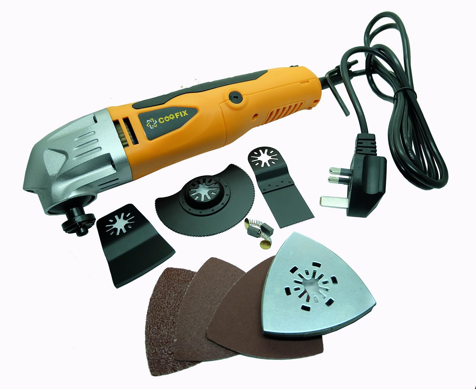 Coofix 300 Watts Multi Purpose Cutter Oscillating Shovel Tool