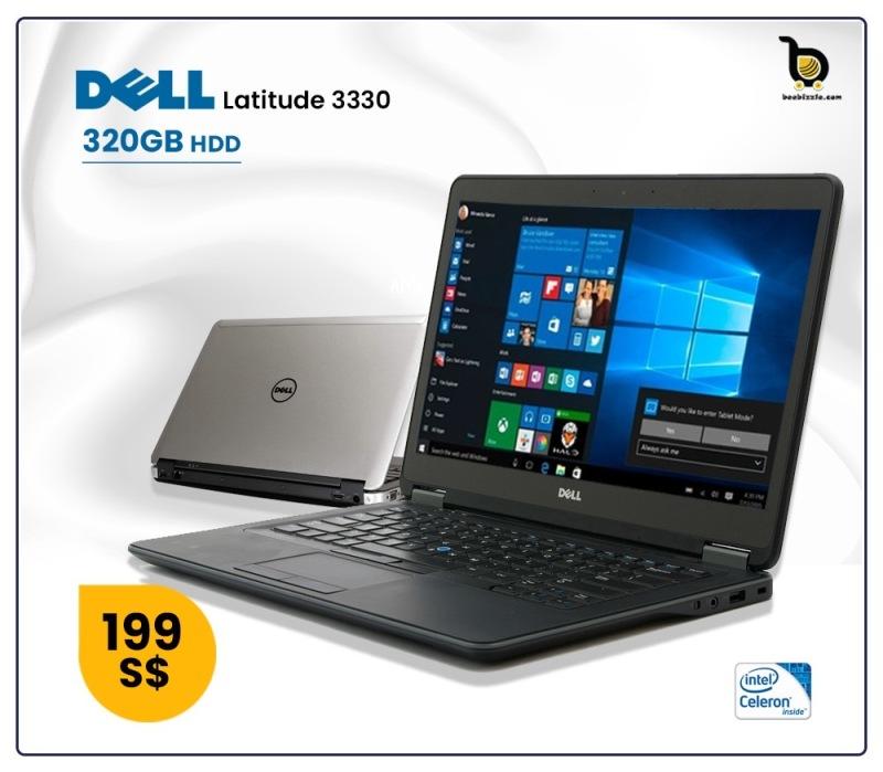 DELL LATITUDE 3330, 320 GB HDD LAPTOP