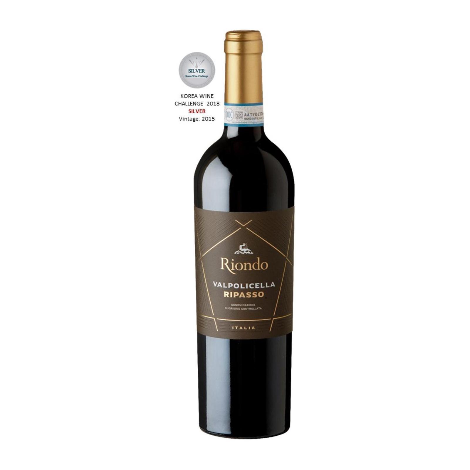 Riondo Valpolicella Ripasso Doc - By Wines4you