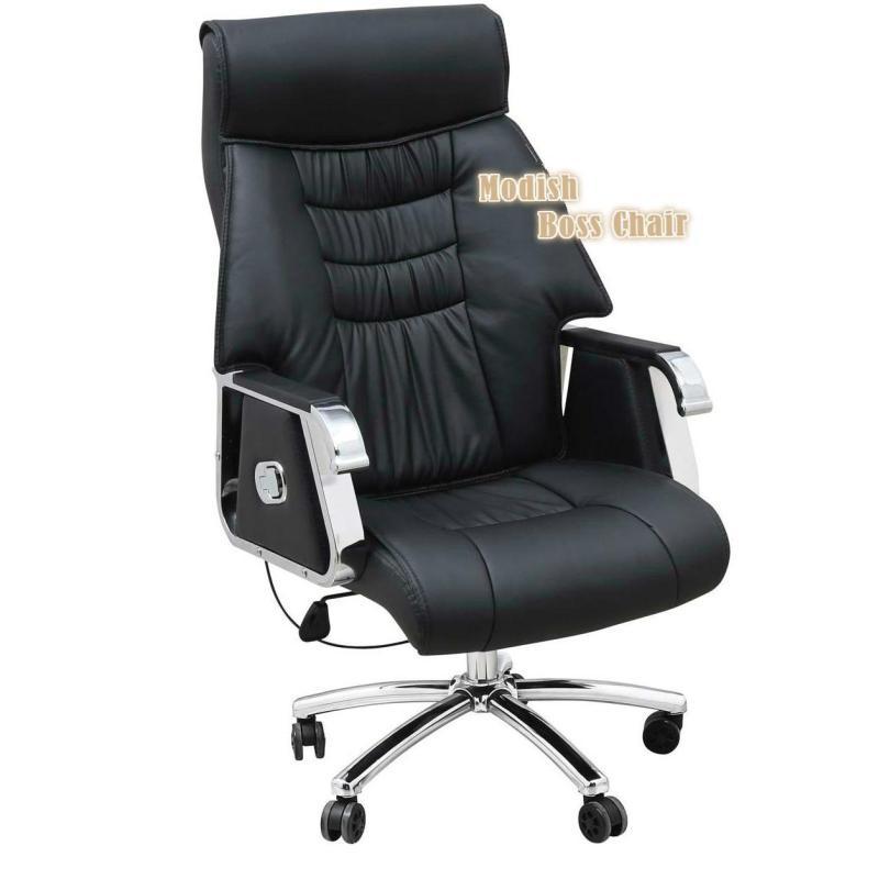 Recline-able High Back Director Chair / Boss Chair / Computer Chair / Office Chair - BC04 Singapore
