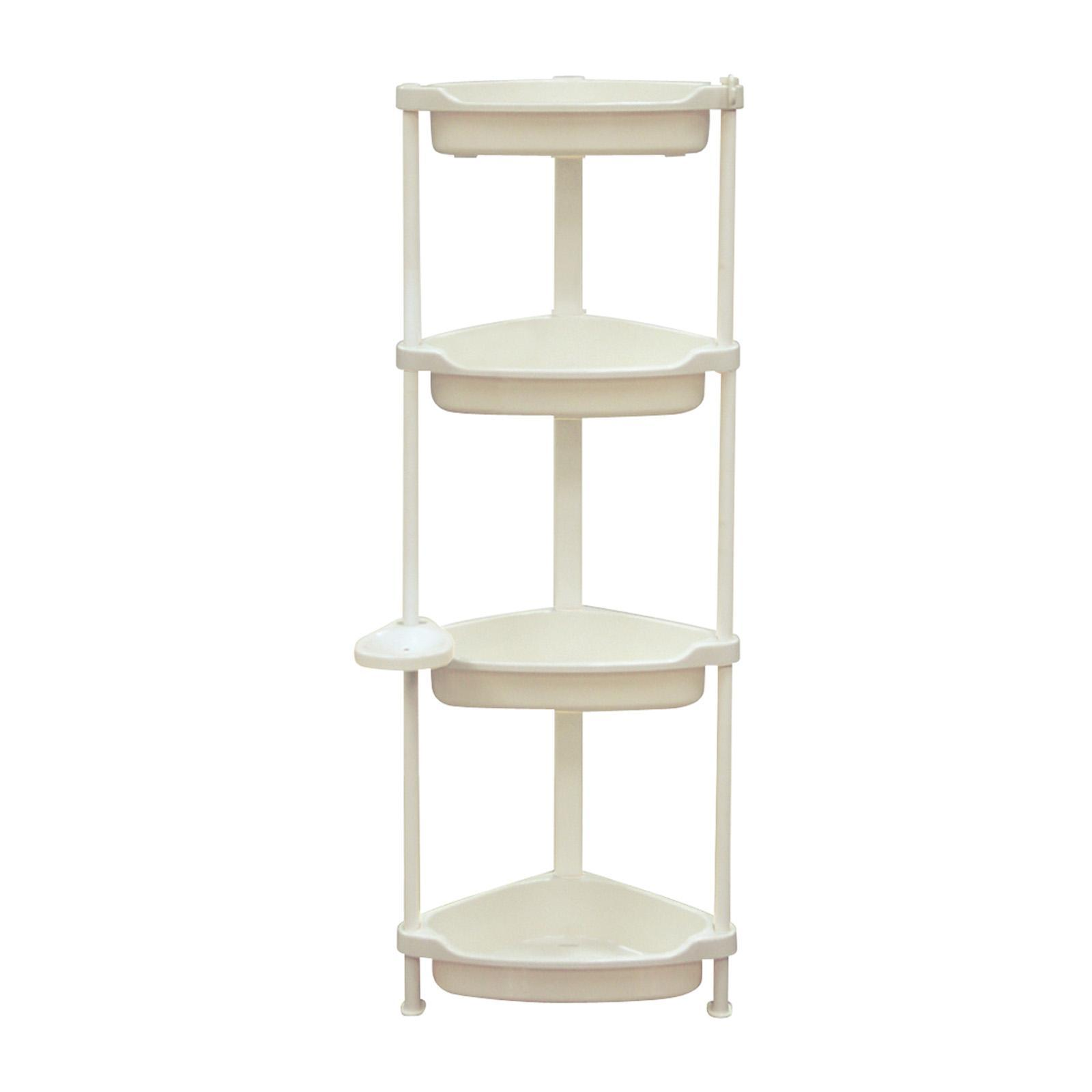 Algo Corner Bath Rack 3 Tier