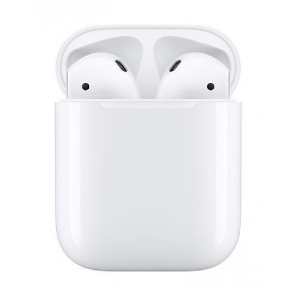 Apple AirPods Wireless Earphones White With Noise Cancellation (1 Year Warranty) Singapore