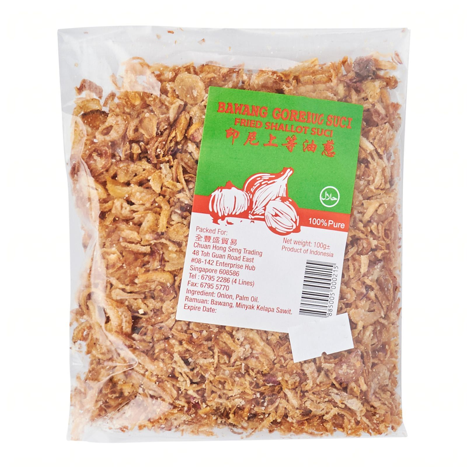 Chs Fragrant Fried Small Onion (shallot) - By Food Service By Redmart.
