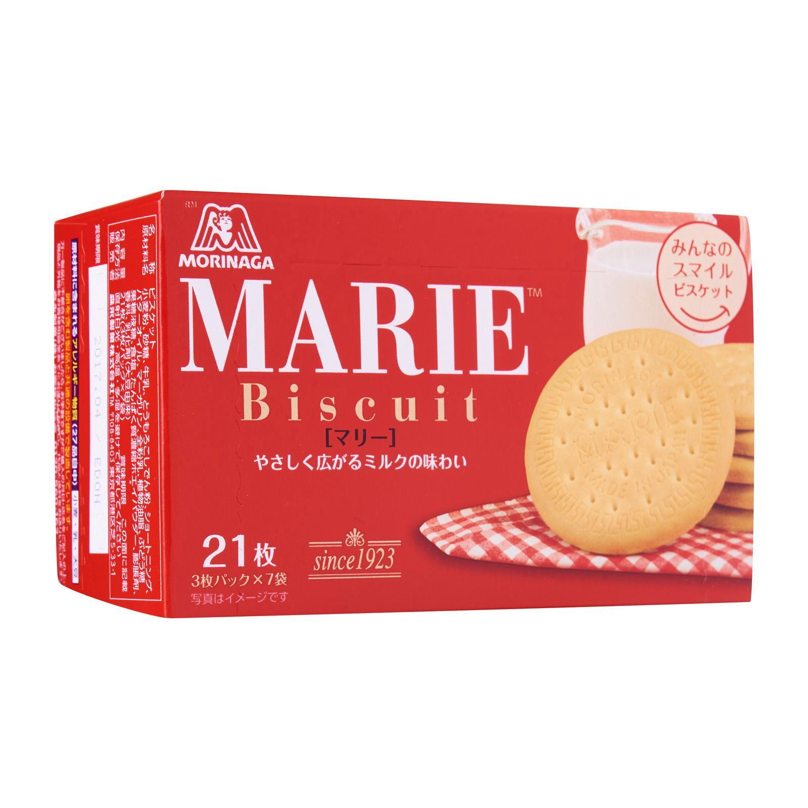 Morinaga Marie Biscuits - Jetro Special