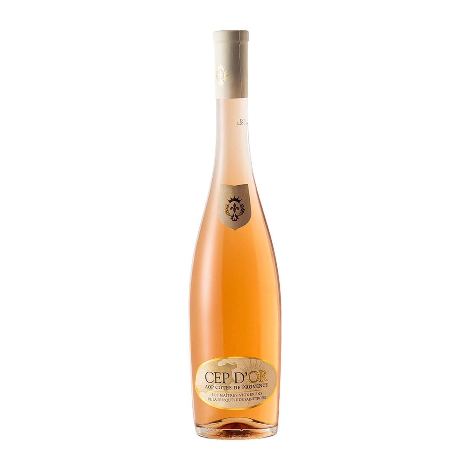 Les Maitres Vignerons De St Tropez Cotes De Provence Rose Wine