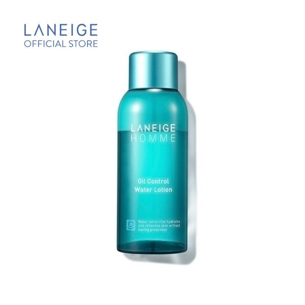 Buy LANEIGE HOMME Oil Control Water Lotion 150ml Singapore