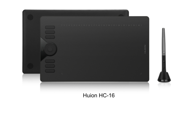 HUION HC16 Graphic Tablets