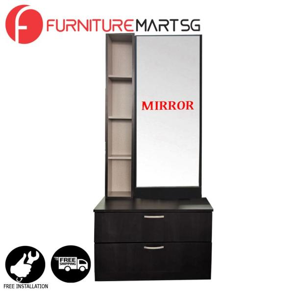 [FurnitureMartSG] Ricky Dressing Table FREE DELIVERY + FREE INSTALLATION