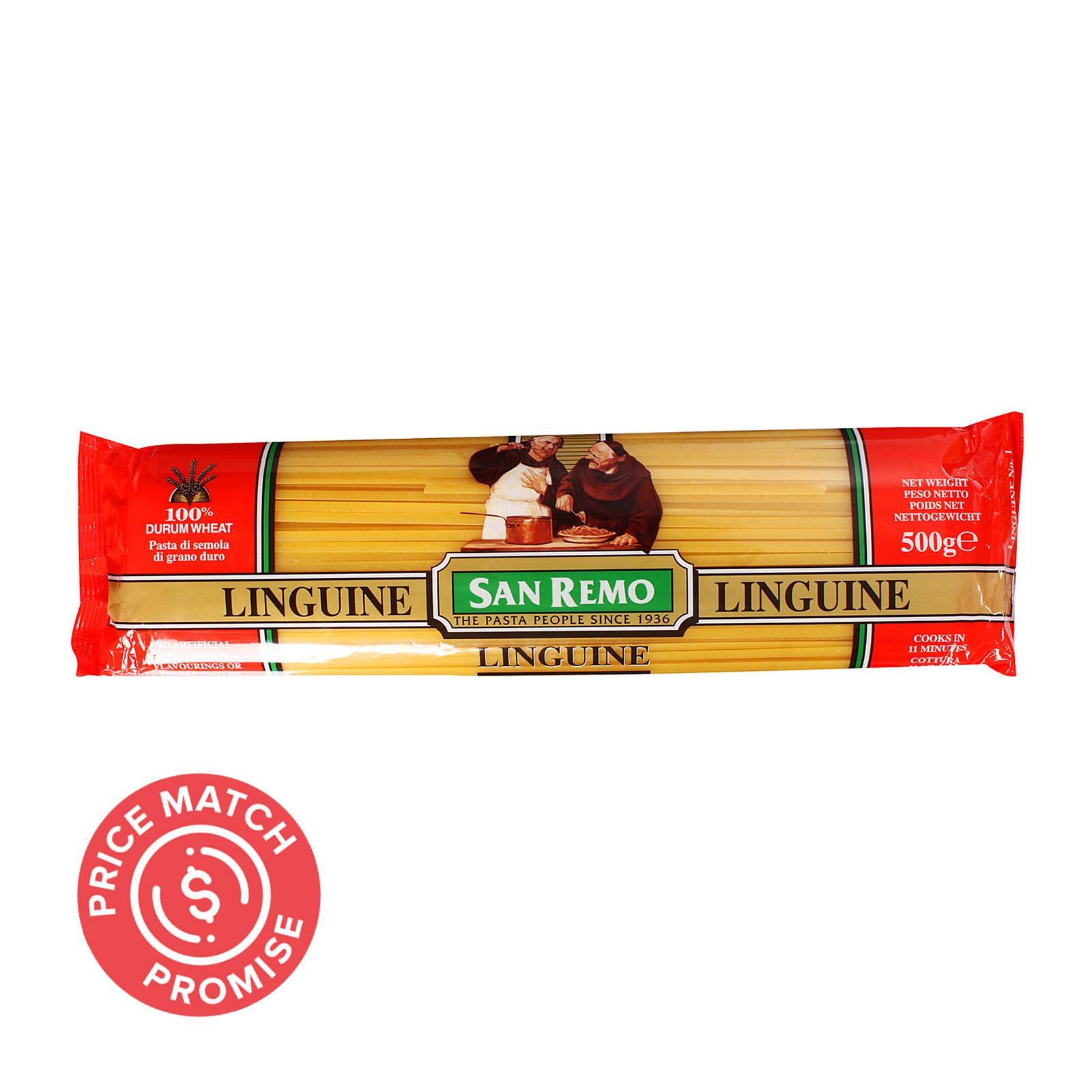 San Remo Pasta Linguine (No 1)500G