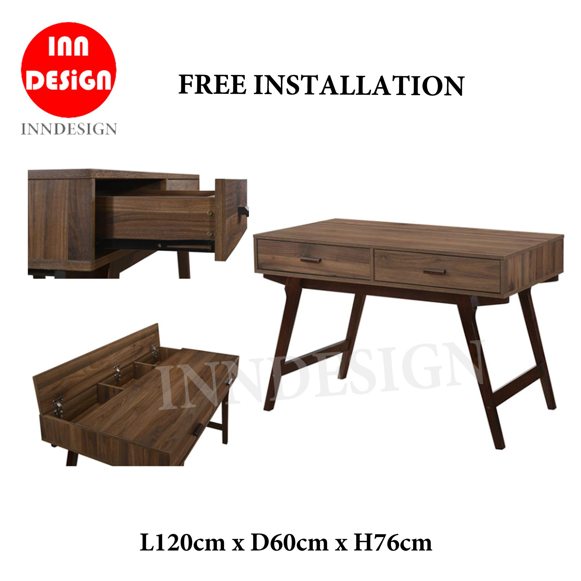 Edda Study Table (Free Delivery and Installation)