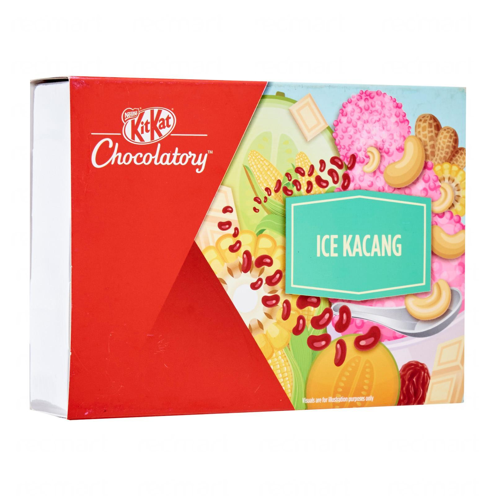 NESTLE KIT KAT Chocolatory Ice Kacang (Special Edition)