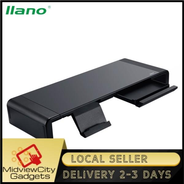 llano Laptop Monitor Stand Computer Bracket Height Increased Computer Desktop Holder