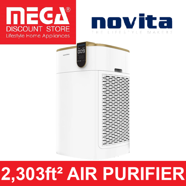 NOVITA A8 213m² AIR PURIFIER Singapore