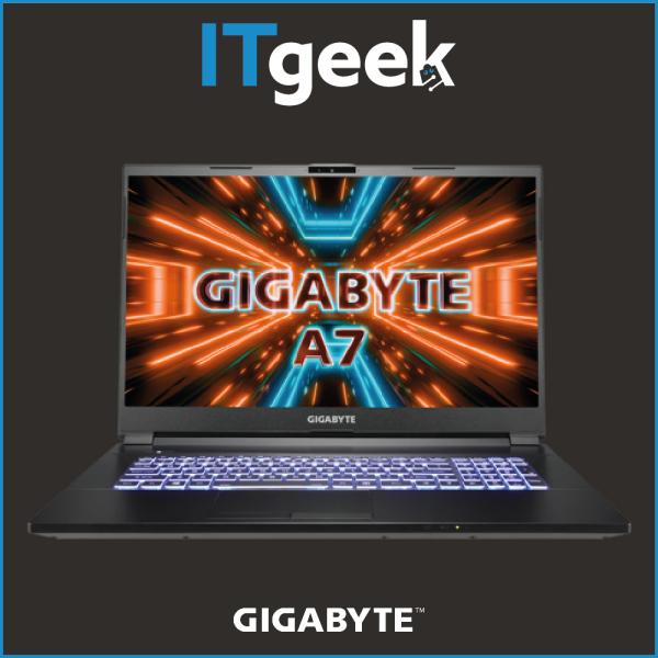 Gigabyte A7 X1-CS11130SH | 17.3 | AMD Ryzen9 5900HX | RTX 3070 GDDR6 8GB | 16GB DDR4 (8GBx2) | 512GB PCIe SSD | Win10 Home | FHD 144Hz Gaming Laptop