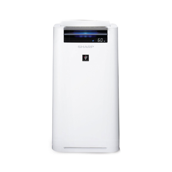 SHARP KC-G40EW 28m², AIR PURIFIER W HUMIDIFYING FUNCTION ***1 YEAR SHARP WARRANTY*** Singapore
